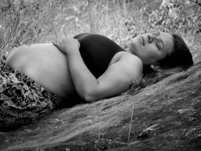 Депрессия на последних неделях беременности
