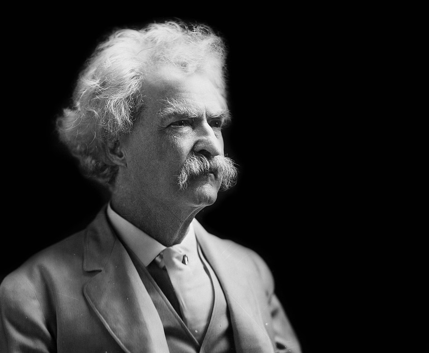 as said by mark twain '' Mark twain: mark twain was a humorist insofar as clemens could be said to have inherited his sense of humour twain, mark mark twain in constantinople.